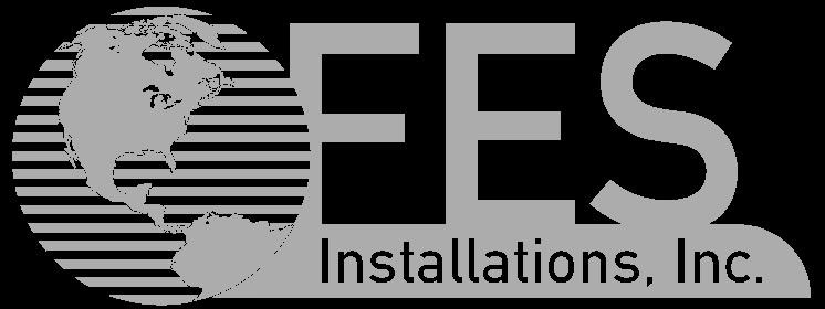 FES White Logo